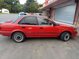 Toyota corrola 1990 model in good running condition