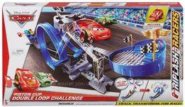 Трек Disney Pixar Cars Piston Cup Double Loop Challenge