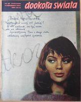 Dookoła Świata 1959 - Barbara Kwiatkowska