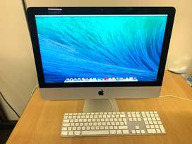 """Apple I Mac 21.5"""" Late 2013  i5-2.9GHz  8GB Ram   1TB HDD  Comes With"""