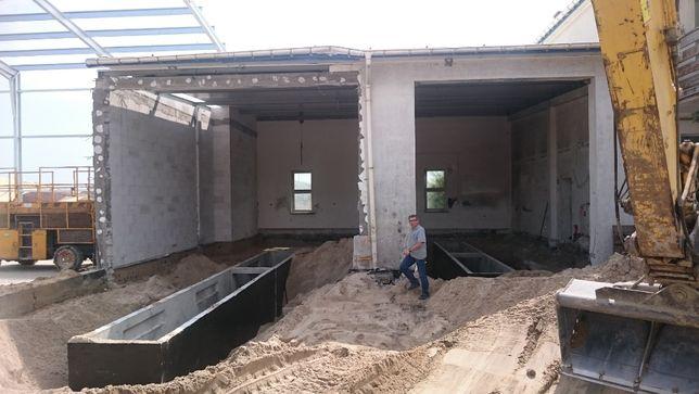 Auto-Kanał samochodowy, warsztatowy, szczelny odlew betonowy dł 7metr Parznice - image 3