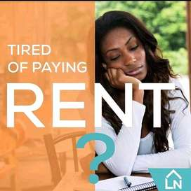 Are you tired of paying rent