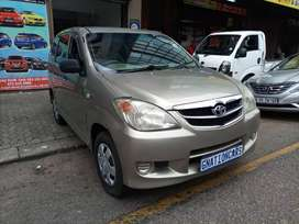 Toyota Avanza 1.5sx 2007 model for SELL