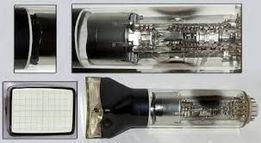 Электронно-Лучевая Трубка 8Л06И для осцилографа