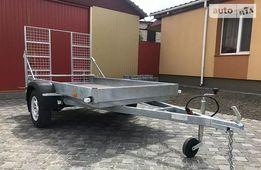 Прицеп для перевозки квадроцикла Кияшко 25РМ1101О2