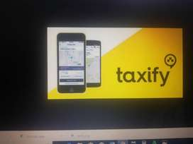 I am an experience driver looking for a car on Taxify or Uber