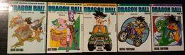Dragon Ball - manga, komiks tom 9, 10, 16