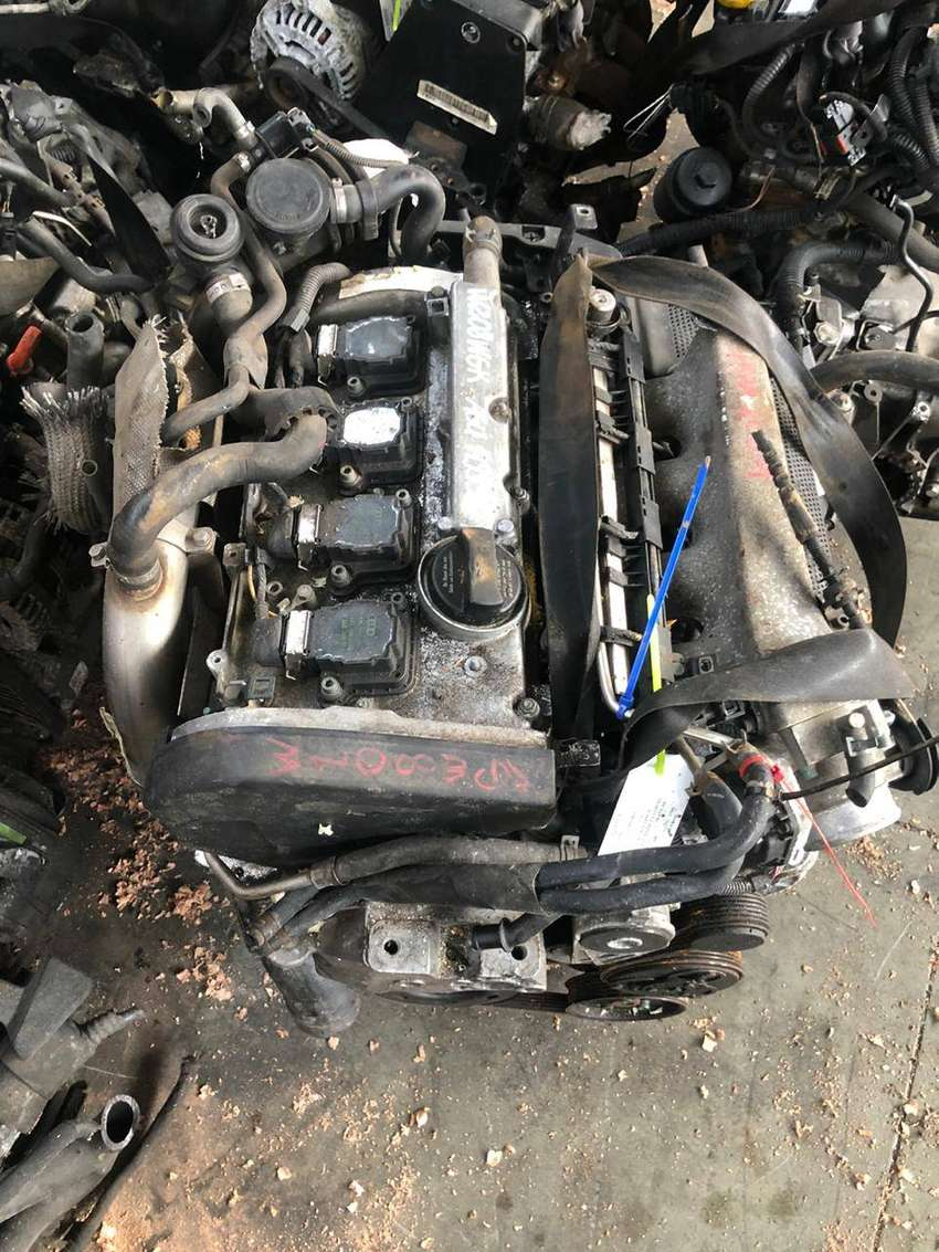 Audi A3/A4 1.8T 20V (AGU) - Complete second hand engine 0