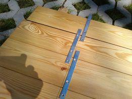 пластины металлические для крепления террас и фасадов