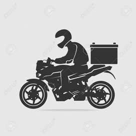 Delivery Bike Drivers Needed Urgently!