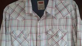 Mens XL Levis long sleeve shirt