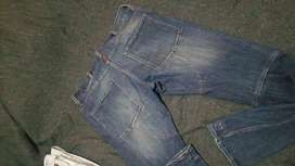 jeans and shirts