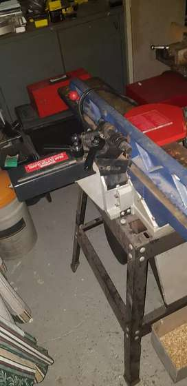 6 inch Surface Planer.  Excellent condition
