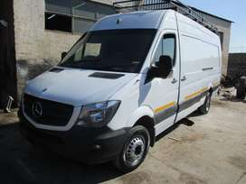 2016 MERCEDES SPRINTER P.VAN