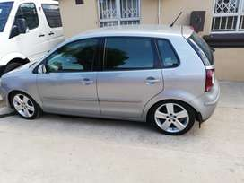 Full leather seat + door pad comes with 1.9Tdi rims car is lowered