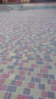 Тротуарная плитка от производителя в Запорожье