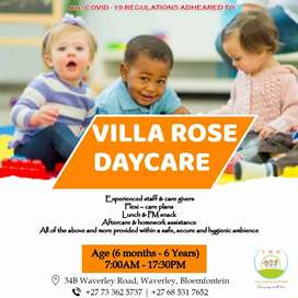 Daycare services in Waverly