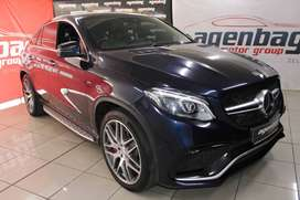 MERCEDES BENZ GLE COUPE 63 S AMG