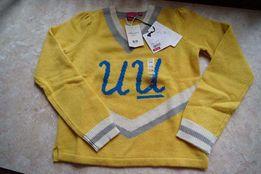 Новый шерстяной свитер Unoqlo, 9-10 лет