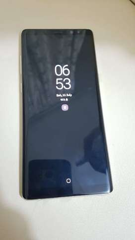 Samsung Note8 still new