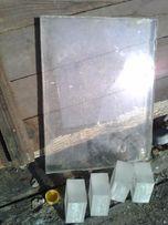 Оргстекло акрил лист. куски толщ. 16 22 28 30 34 37 40 50 60 мм