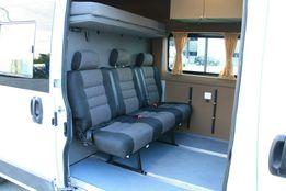 Автодиван, сиденья для буса