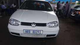 Vollswagen Golf 4 , 2.0  GTi , Leather Interior 2001
