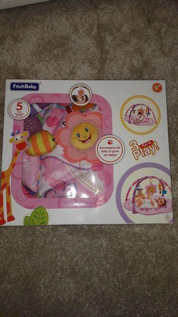 Новый коврик развивающий Fitch Baby Сумы - изображение 1