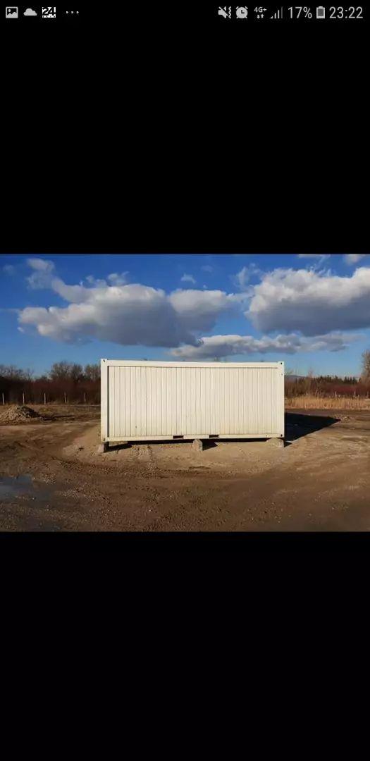 Uredsko stambeni kontejner 0
