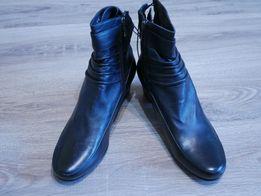 Ботинки женские демисезонные 42 р