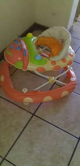Baby walking ring