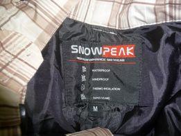 Классные , лыжные штаны Snowpeак .