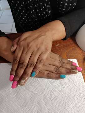 Sports massage, gel nails and much more