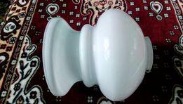 Плафоны для люстры белые 2 шт