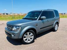 LANDROVER DISCOVERY 4 SE