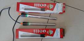 Aquarium heating elements
