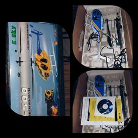 Electric Rc Helicopter E-500