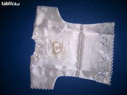 Koszulka chrzcielna chrzest dewocjonalia