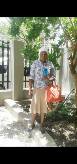 Zim maid,nanny,cook with W/permit and refs needs full or part time job