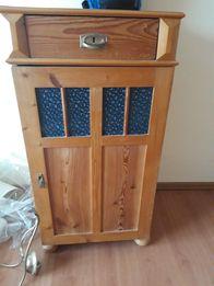 Bieliźniarka antyk komoda szafa po renowacji drewniana