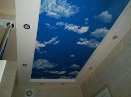 Натяжной потолок, любые цвет и фактура!Потолки со скидкой!