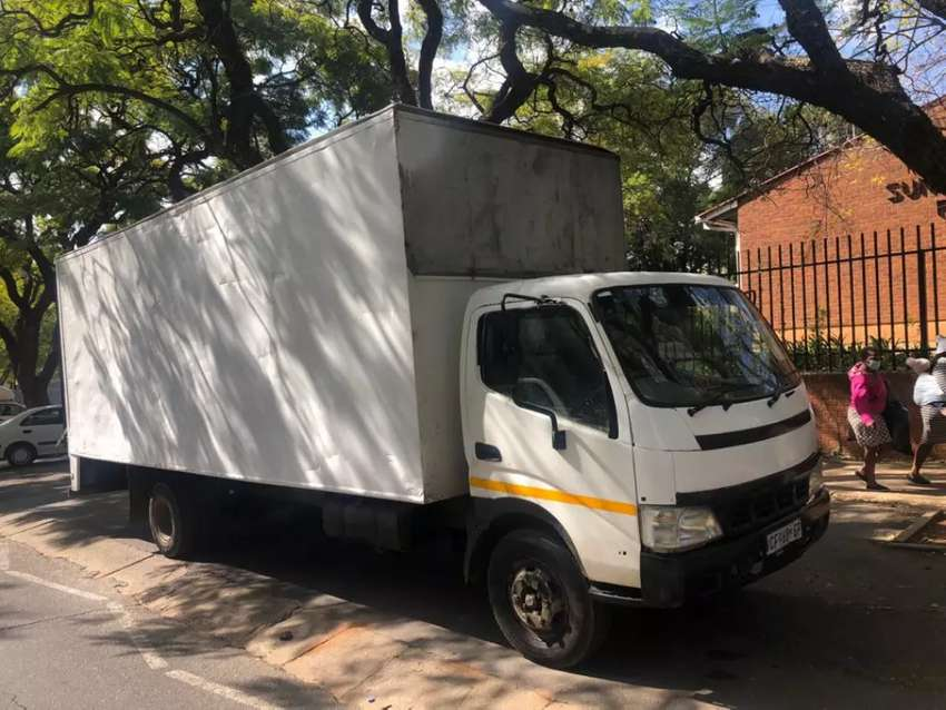 Truck and bakkie available for hire 0