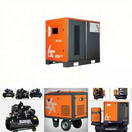 Industrial Air And Related Compressor Solutions