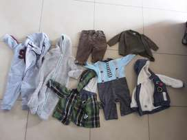 GOOD QUALITY Used baby clothes for sale