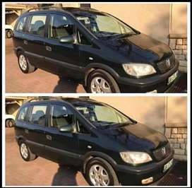 2006 Opel Zafira 1.8L Petrol 7 SEATER AUTO  !! STRIPPING FOR SPARES
