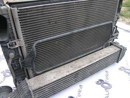 Интеркуллер Радиатор Вентилятор Mercedes w164 w163 w211 w212 w220