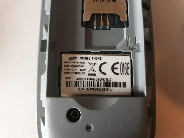 Telefon: Samsung GT-E1080W, Sony Ericsson X10, Sagem my411X Goleniów - image 6