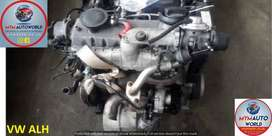 GOLF/JETTA/POLO 1.9L 4CYL TDI USED ALH ENGINES FOR SALE