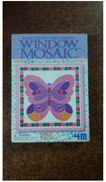 4M Window Mosaic Butterfly... UNIKAT.. polecam