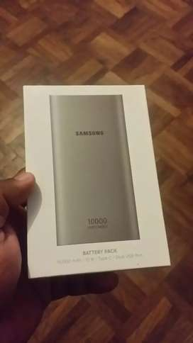 ORIGINAL & AUTHENTIC SAMSUNG FAST CHARGING POWER BANK NEW
